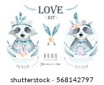 big collection of different... | Shutterstock . vector #568142797