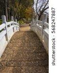 Beautiful Bridge Chinese Style...