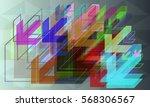 direction design art   Shutterstock .eps vector #568306567