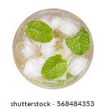 Lime Soda Mojito Drink Cocktai...