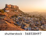 Panorama View Of The City With...