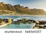 twelve apostles in south africa ...   Shutterstock . vector #568564357