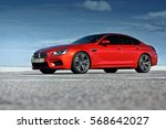 september 26  2016  kyiv. bmw... | Shutterstock . vector #568642027