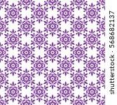 vector pattern. ornament...   Shutterstock .eps vector #568682137