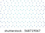 light blue vector of small... | Shutterstock .eps vector #568719067