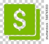 finances icon. vector... | Shutterstock .eps vector #568765303