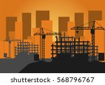 vector illustration... | Shutterstock .eps vector #568796767