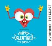 vector graphic creative happy...   Shutterstock .eps vector #569121937
