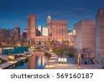 Indianapolis. Cityscape Image...