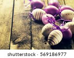 beautiful colorful pastel color ... | Shutterstock . vector #569186977
