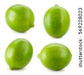 lime fresh citrus fruit