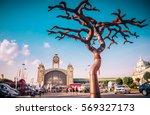 vystaviste holesovice  praha  ... | Shutterstock . vector #569327173
