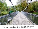 the bridge through the river