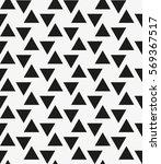 vector seamless pattern. modern ... | Shutterstock .eps vector #569367517