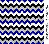 chevron pattern seamless vector ...