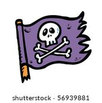 pirates flag illustration