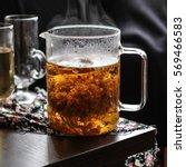 Herbal Tea In The Teapot