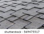 close up view on asphalt... | Shutterstock . vector #569475517