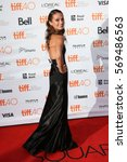 Small photo of Actress Alicia Vikander attends 'The Danish Girl' premiere during the 2015 Toronto International Film Festival held at the Princess of Wales Theatre on September 12, 2015 in Toronto, Canada.
