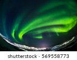 Aurora Green On Teriberka In...