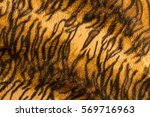Beautiful Tiger Fur Pattern...