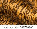 Beautiful Tiger Fur Pattern...