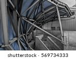 abstract structure | Shutterstock . vector #569734333