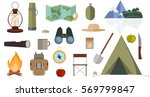 large flat design isolated...   Shutterstock .eps vector #569799847