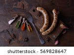 Sausages Grilled Food...