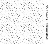 simple small dot pattern ... | Shutterstock .eps vector #569916727