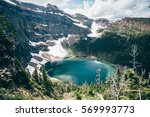 this is classic canadian lake.... | Shutterstock . vector #569993773
