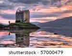 Stalker Castle  Highlands ...