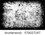 grunge black and white urban... | Shutterstock .eps vector #570027247