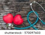 healthcare insurance concept... | Shutterstock . vector #570097603