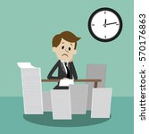 finance  money  business ... | Shutterstock .eps vector #570176863