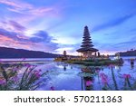 Ulun Danu Beratan Temple Is A...