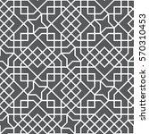 islamic pattern. seamless...   Shutterstock .eps vector #570310453