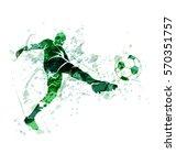vector illustration of a... | Shutterstock .eps vector #570351757