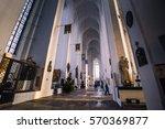 january 28  2017  inside saint... | Shutterstock . vector #570369877