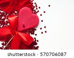 Red Heart Background ...