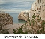 Small photo of Polignano a Mare is a small town in the Italian region of Apulia, in the province of Bari. The town is located in the southeastern part of Italy, on the Adriatic coast.