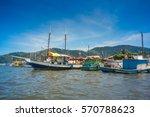 Boat Trip Im Paraty Bay  Rio D...
