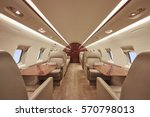 Small photo of Private Jet Interior