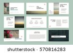 presentation templates. use in... | Shutterstock .eps vector #570816283