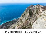 Black Sea Coast Of Crimea