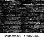 The Mystery Dark Grunge Brick...