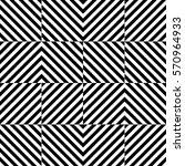 vector seamless pattern.... | Shutterstock .eps vector #570964933