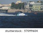 st.petersburg  russia   july 11 ... | Shutterstock . vector #57099604