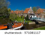 Traditional Dutch Village In...