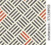 abstract striped geometric... | Shutterstock .eps vector #571198933